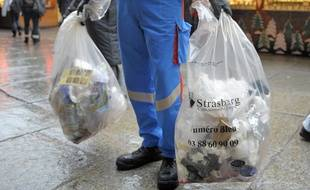 Les déchets verts pourront également être transportés par voie fluviale.