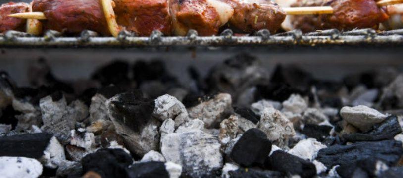 Illustration d'un barbecue