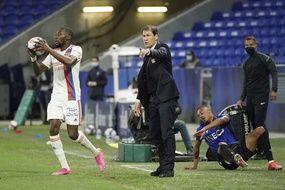 Rudi Garcia a coaché pour la dernière fois l'OL, ce dimanche contre l'OGC Nice (1-2).