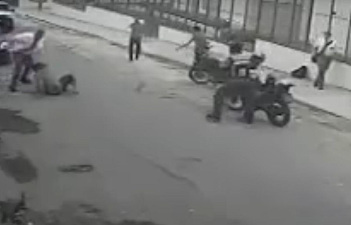 Un missionnaire mormon s'est battu avec un voleur de rue au Brésil – Screeshot Youtube.com