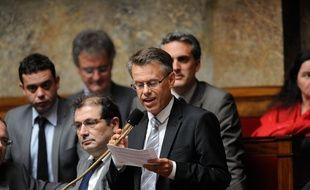 Élu en 2012, l'écologiste Eric Alauzet était candidat à sa réélection, sous l'étiquette EELV, mais avec le soutien du PS et sous la bannière Majorité présidentielle également.