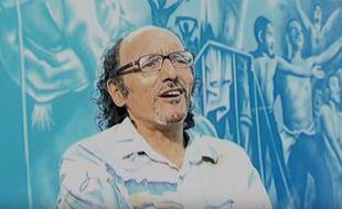 Brahim Boutelis, fondateur des MTP