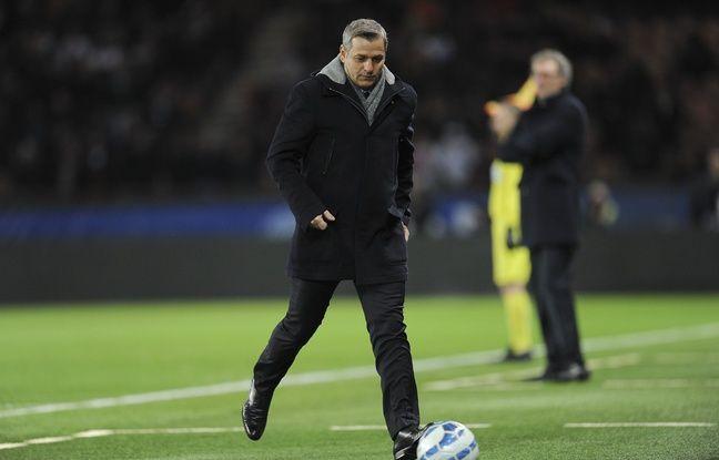 Ligue 1 bruno g n sio tape sur son quipe plut t que sur l 39 arbitre - Match paris lyon coupe de la ligue ...