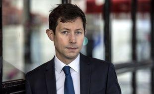 François-Xavier Bellamy, tête de liste LR aux élections européennes.