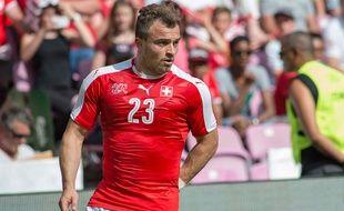 La star de l'équipe de Suisse, Shaqiri