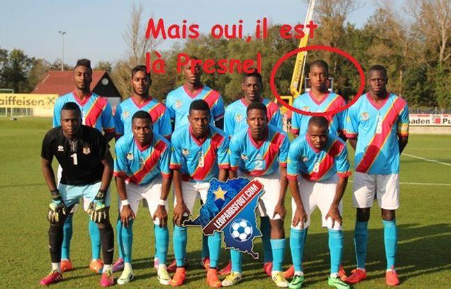 Maillot THIRD PSG Presnel KIMPEMBE