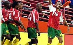 Les Guadeloupéens n'ont pas à rougir de leur première expérience en Gold Cup.