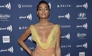 L'actrice de «Pose» Indya Moore le 4 mai 2019 à New York