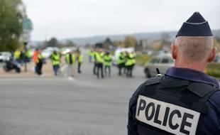 Les gilets jaunes ont ciblé plusieurs autoroutes dans le nord-est du pays ce samedi. Illustration