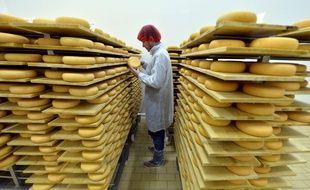 Environ 200 tonnes de Curé nantais sont fabriquées chaque année à Pornic / GEORGES GOBET