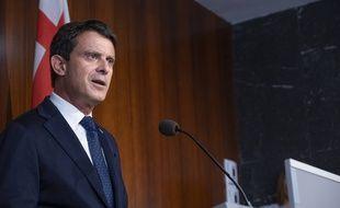Manuel Valls, élu conseiller municipal à Barcelone.