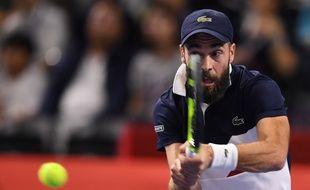 Benoît Paire espère jouer la finale de la Coupe Davis fin novembre.