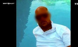 Capture d'écran TF1.