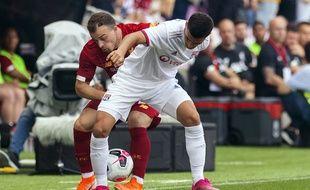 Aouar et les Lyonnais ont souffert en amical contre Liverpool.