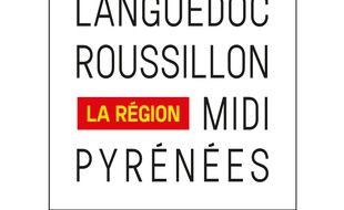 Le logo provisoire de la future grande région.