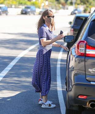 Jennifer Garner, le 24 juin, à Los Angeles.