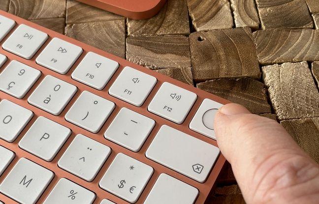 Avec sa touche Touch ID, le Magic Keyboard d'Apple n'a jamais aussi bien porté son nom.
