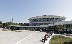 La bibliothèque de l'Université de Lille (illustration).