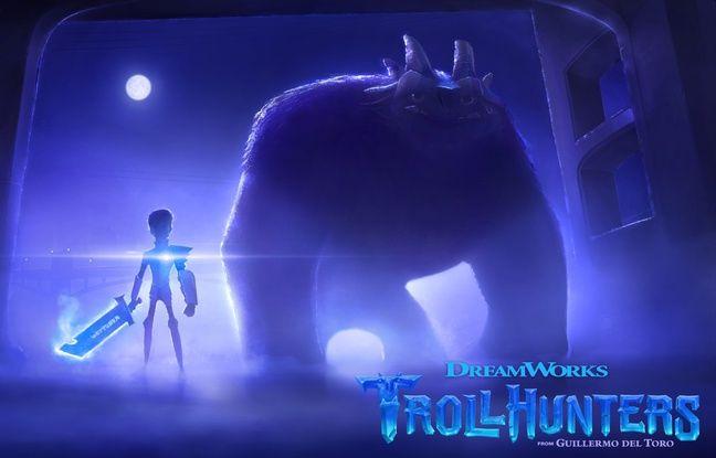 Un visuel de Trollhunters