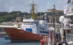 Le navire de SOS Méditerranée est malmené par les autorités panaméennes.