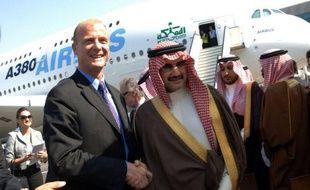 L'office britannique de lutte contre la délinquance financière (SFO) a ouvert une enquête sur les activités d'une filiale d'EADS en Arabie saoudite, a indiqué vendredi le groupe européen d'aéronautique et de défense.