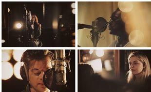 Amel Bent, FFF, Benjamin Biolay et Louane reprennent des chansons de Johnny Hallyday dans l'album «On a tous quelque chose de Johnny»