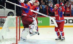 La Russie a été sacrée championne du monde de hockey sur glace en dominant la Slovaquie 6 à 2 (1-1, 3-0, 2-1) lors de la finale du Mondial-2012, dimanche à Helsinki.
