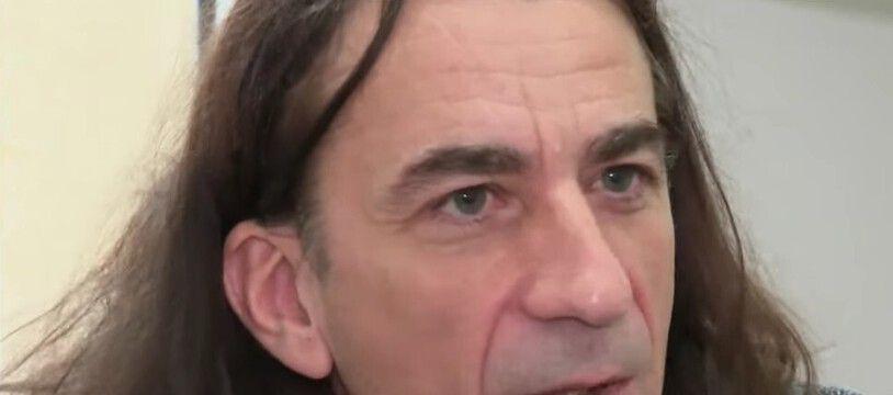 Didier Lemaire lors d'une interview sur France 3 (capture d'écran)