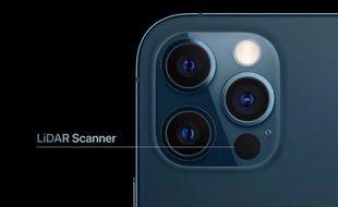 LiDAR: la technologie de scan des iPhone 12 Pro expliquée