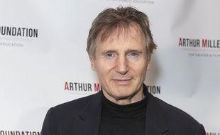 Pas de collants de justicier pour l'acteur Liam Neeson.