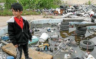 Près de 2000 Roms vivent en permanence dans le Grand Lyon.