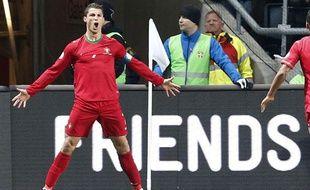 Cristiano Ronaldo, le 19 novembre 2013.