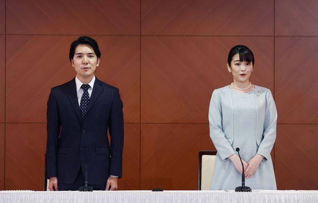 Regarder la vidéo Japon: La princesse Mako épouse son fiancé roturier après des années de scandale