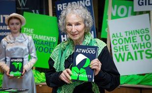 Margaret Atwood présente la suite de son roman à succès intitulé « Les Testaments »