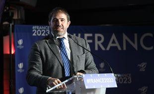 La vice président de la FFR Serge Simon