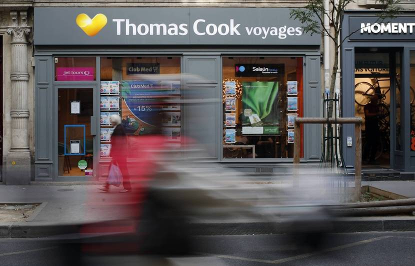 Faillite de Thomas Cook : La demande de mise en redressement judiciaire se confirme pour la filiale française