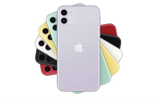 Le nouvel iPhone 11 lancé le 20 septembre.