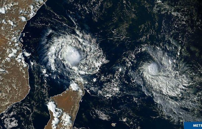 Mayotte: Levée de l'alerte rouge après le passage du cyclone Belna