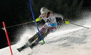 Nastasia Noens s'est classée 3e et 4e d'épreuves de Coupe du monde.
