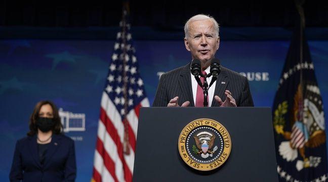 Birmanie : Joe Biden annonce des sanctions contre la junte militaire - 20 Minutes