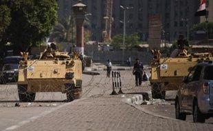La police égyptienne a été frappée lundi par l'attaque la plus meurtrière depuis des années dans le pays avec au moins 25 morts dans le Sinaï, en pleine crise entre l'armée et les partisans du président islamiste déchu Mohamed Morsi.