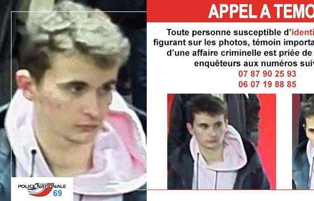 Lyon: La police lance un appel à témoins pour retrouver ce jeune homme susceptible d'être impliqué dans une affaire criminelle