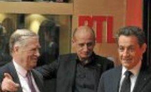 Duhamel, Apathie et Sarkozy.