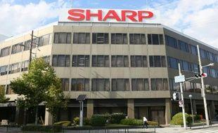 Le groupe japonais Sharp va passer sous la coupe du géant taïwanais Hon Hai/Foxconn