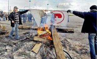 Le torchon brûle entre les salariés et la direction du groupe pétrolier suisse.