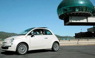 Le Lingotto, l'un des principaux sites industriels de Fiat, reconverti par Renzo Piano.