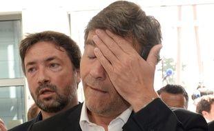 Arnaud Montebourg le 30 août 2014 à La Rochelle.