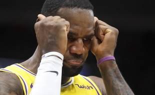 LeBron James est «anéanti» par la mort de Kobe Bryant, survenue le 26 janvier 2020.