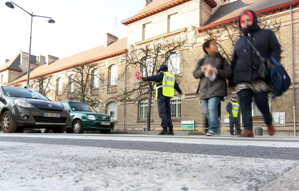Un passage piéton ici sur le boulevard de la Liberté, à Rennes. – C. Allain / APEI / 20 Minutes