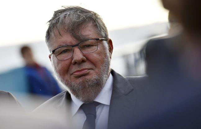 Le secrétaire d'Etat aux Transports Alain Vidalies, le 30 septembre 2016.